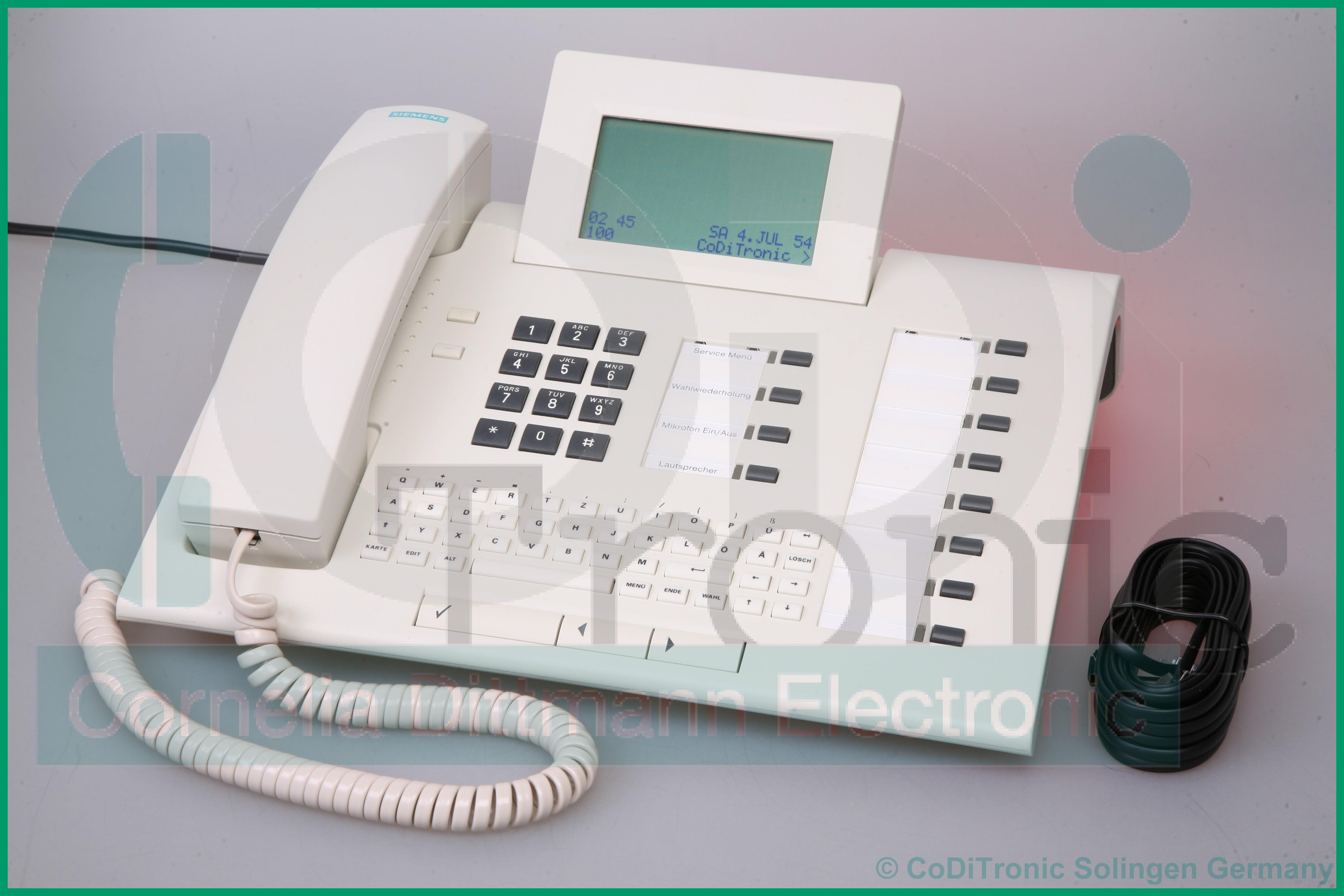 Telefonanlagen & Zubehör Einsteckmodul Für Siemens Hicom Bzw Hipath Telefonanlagen